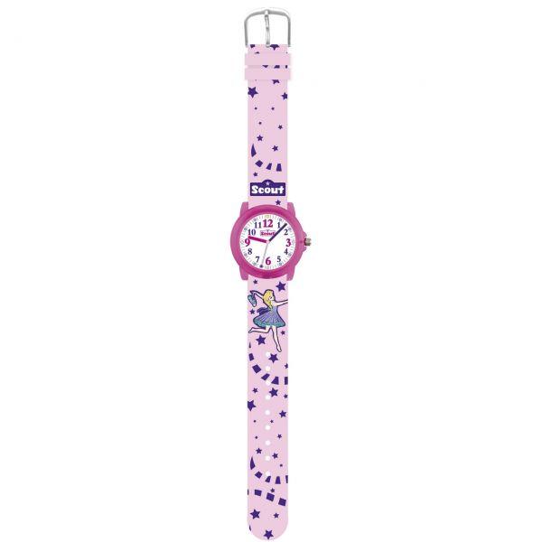 SCOUT Armbanduhr pink Crystal 280305033