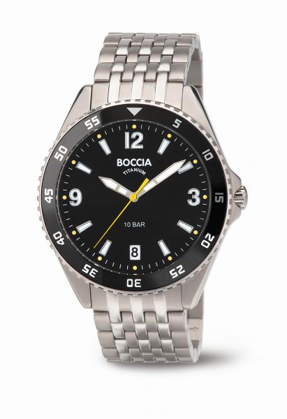 Boccia Titanium Armbanduhr 3599-03