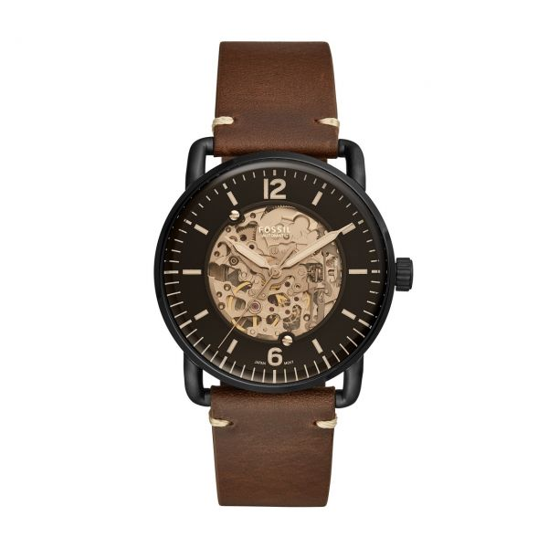 Fossil Armbanduhr THE COMMUTER AUTO ME3158