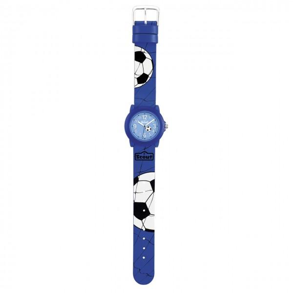 SCOUT Armbanduhr blau Crystal 280305030