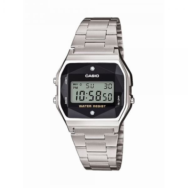 CASIO Armbanduhr CASIO Collection Retro A158WEAD-1EF
