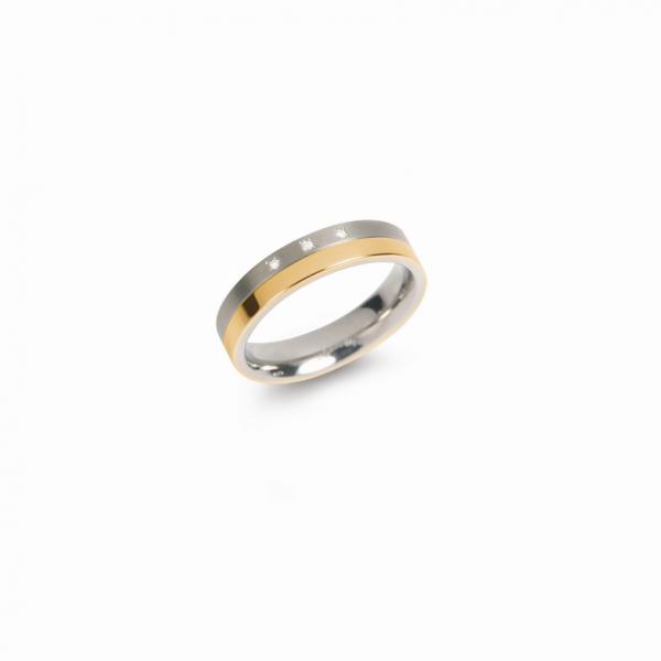 Boccia Titanium Ring 0129-0472 Größe 72