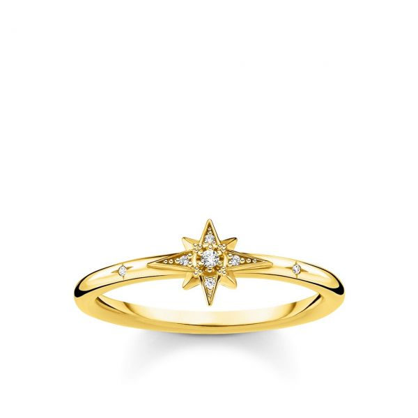 Thomas Sabo Ring TR2317-414-14-56
