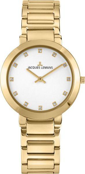 Jacques Lemans Damen-Armbanduhr Milano 1-1842.1P