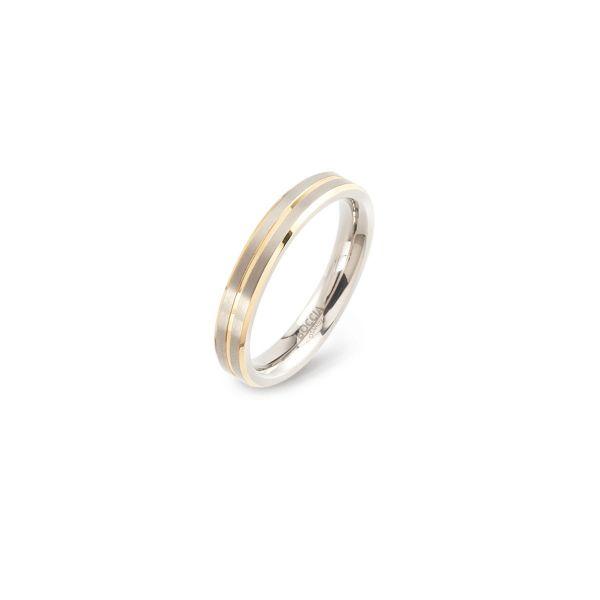 Boccia Titanium Ring 0148-0264 Größe 64