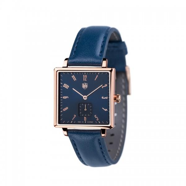 DUFA Armbanduhr Walter Quadrat DF-7025-02