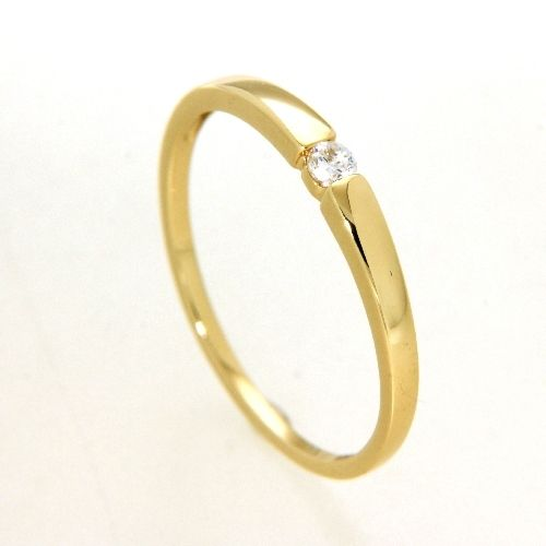 Ring Gold 333 Weite 51