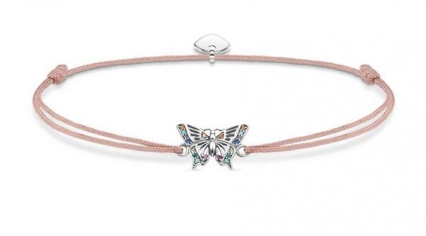 Thomas Sabo Armband Schmetterling ca. 14-20 cm LS082-640-7-L20v
