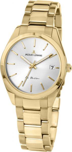 Jacques Lemans Damen-Armbanduhr Derby 1-2084H