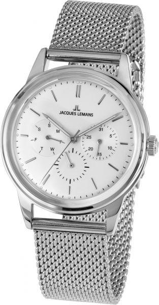 Jacques Lemans Armbanduhr Manchester 1-2061G