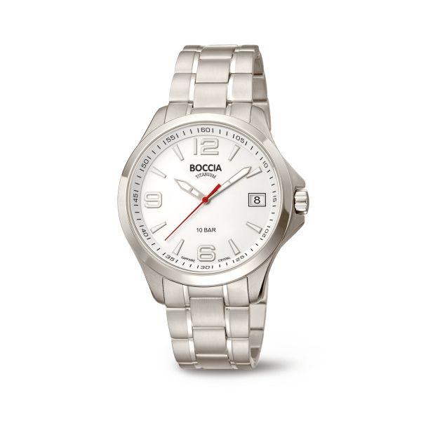 Boccia Titanium Armbanduhr 3591-06
