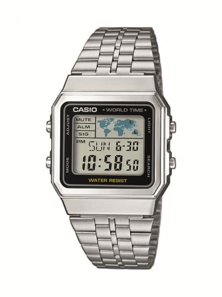 CASIO Armbanduhr CASIO Collection Men A500WEA-1EF