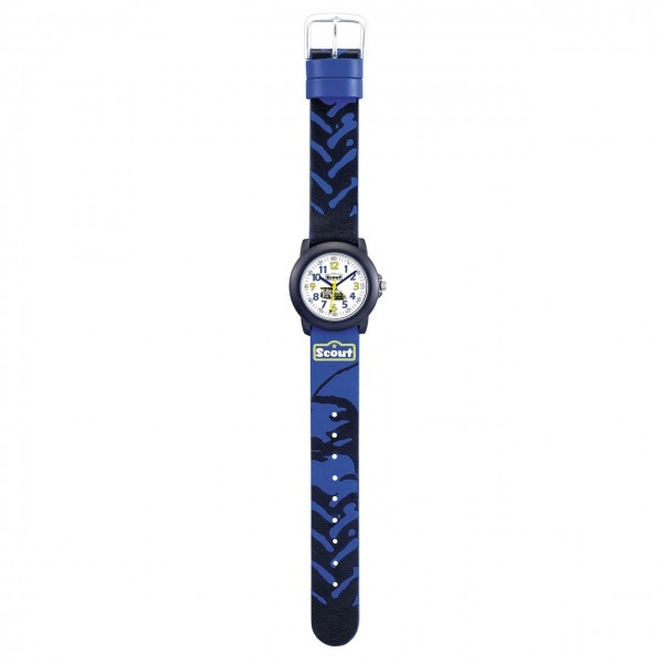 SCOUT Armbanduhr blau 280305031