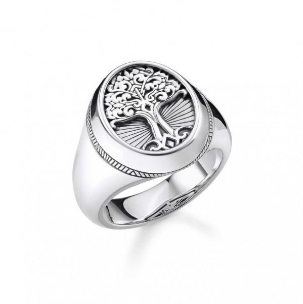 Thomas Sabo Ring Größe 48 TR2245-637-21-48