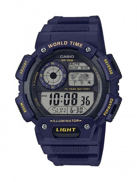 Casio Collection Armbanduhr AE-1400WH-2AVEF