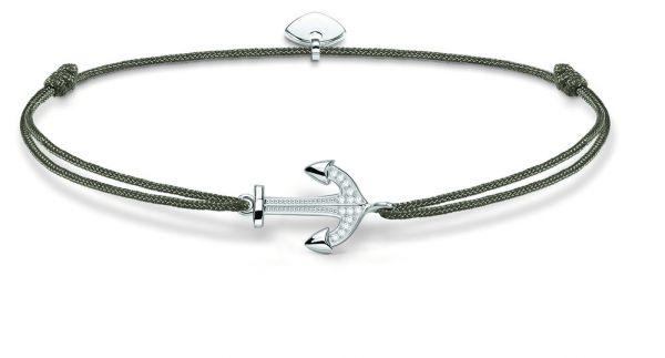Thomas Sabo Little Secrets Armband grau LS053-401-5-L20v