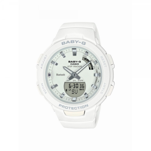 CASIO Armbanduhr BABY-G BSA-B100-7AER