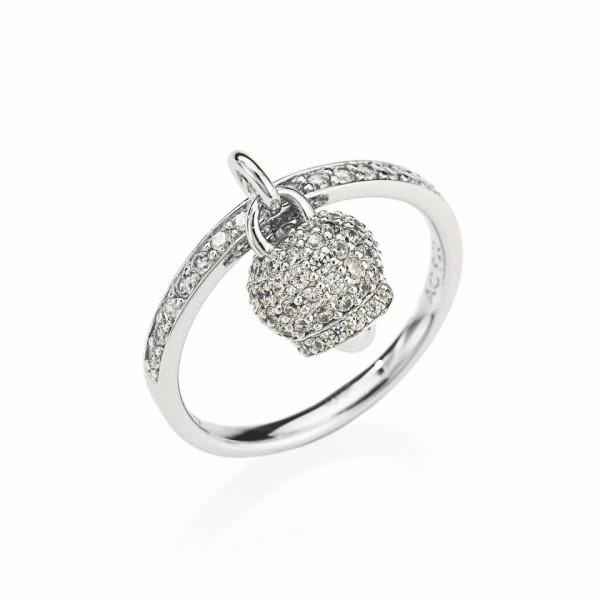 AMEN Ring Silber Gr. 58 RBZBB-18