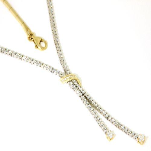 Collier Gold 333 45 cm
