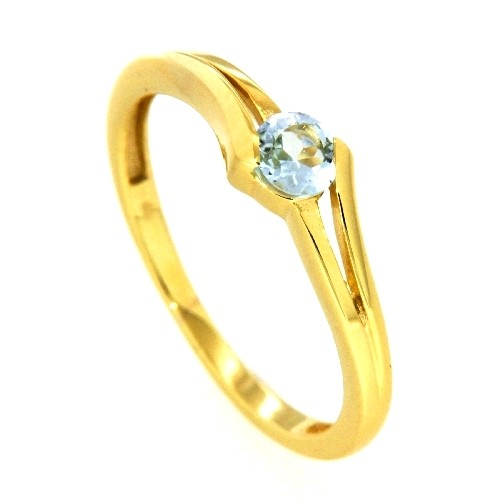 Ring Gold 333 Weite 64