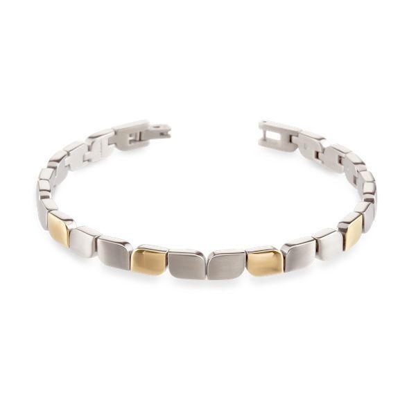 Boccia Titanium Armband 03007-02