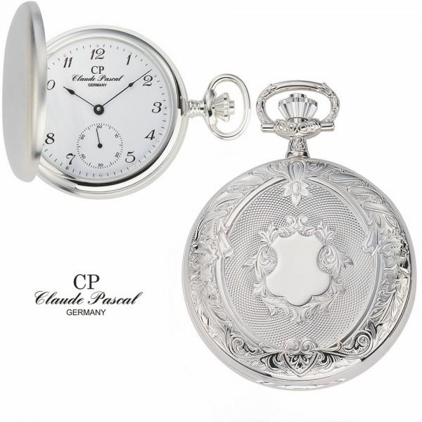 Claude Pascal Taschenuhr Silber 925 2126 H
