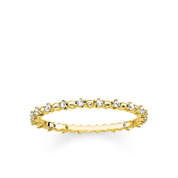 Thomas Sabo Ring TR2153-414-14-52 Größe 52