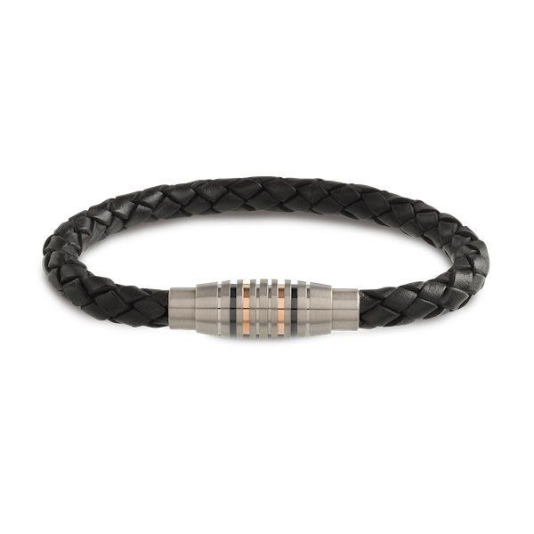 Boccia Titanium Armband 03003-0221