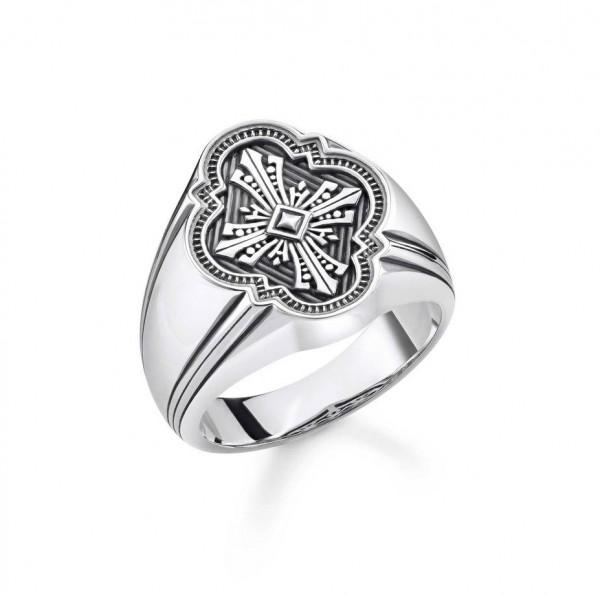 Thomas Sabo Ring Größe 48 TR2244-637-21-48