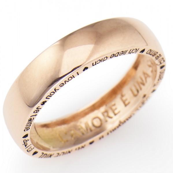 AMEN Ring Silber Gr. 58 FETAR-18