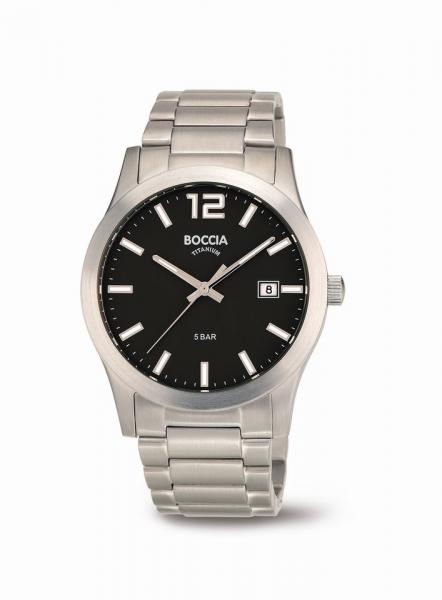 Boccia Titanium Armbanduhr 3619-02