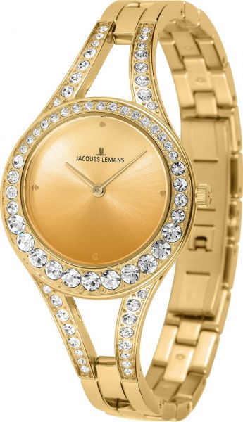 Jacques Lemans Damen-Armbanduhr Paris 1-2072C