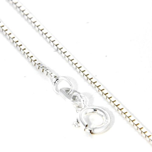 Venezianerkette (V10) Silber 925 42 cm