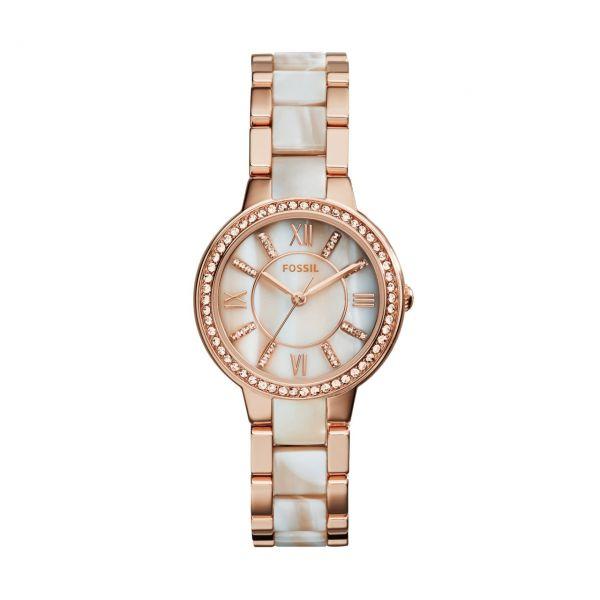 Fossil Armbanduhr VIRGINIA ES3716