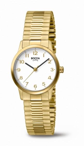 Boccia Damen Armbanduhr 3318-02