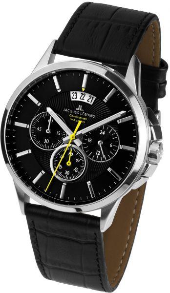 Jacques Lemans Herren-Armbanduhr Sydney 1-1542A