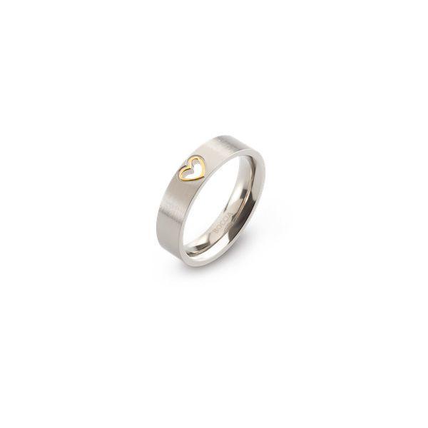 Boccia Titanium Ring 0143-0254 Größe 54