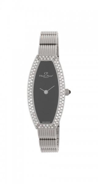 Claude Pascal Armbanduhr Damen Weißgold 750 W2961001 S