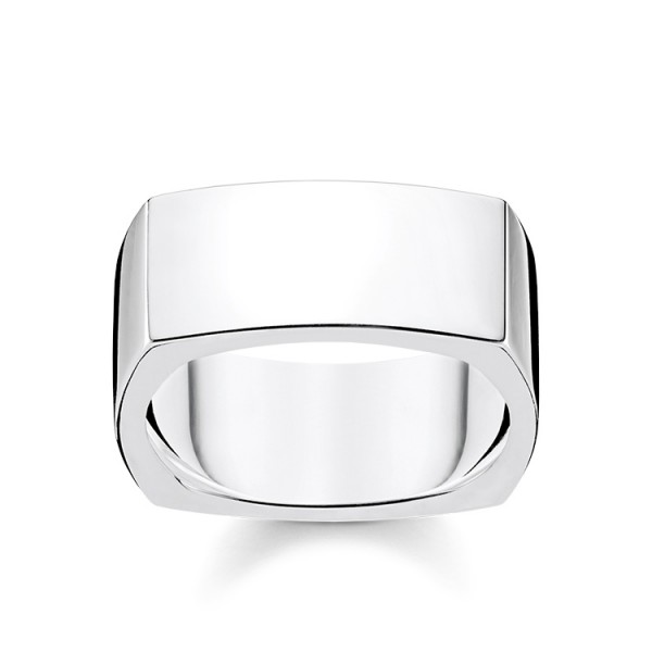 Thomas Sabo Ring viereckig Größe 60 TR2280-001-21-60