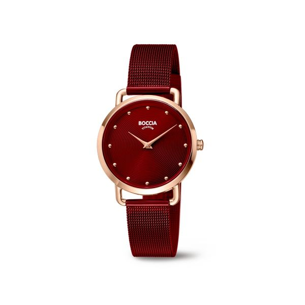 Boccia Damen Armbanduhr 3314-08