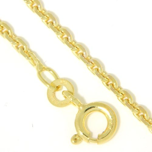 Ankerkette (A60) Gold 333 80 cm