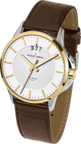 Jacques Lemans Herren-Armbanduhr Sydney 1-1540H