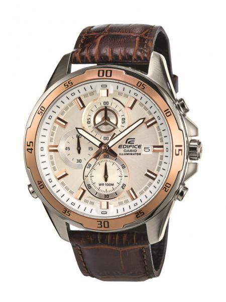 CASIO Armbanduhr EDIFICE Classic EFR-547L-7AVUEF