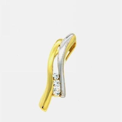 Anhänger Gold 333