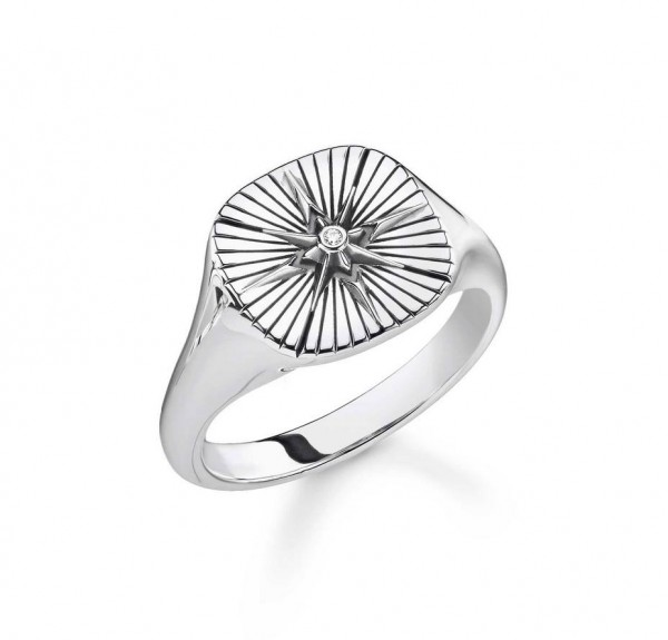 Thomas Sabo Ring Größe 58 TR2247-643-14-58