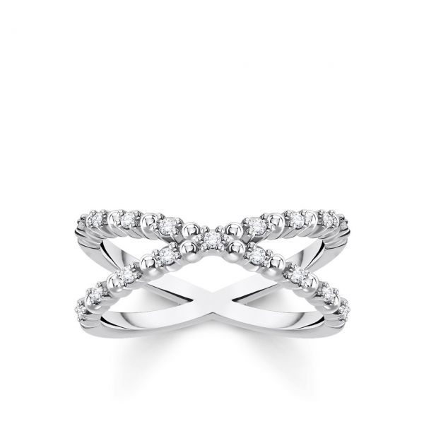 Thomas Sabo Ring TR2318-051-14-52