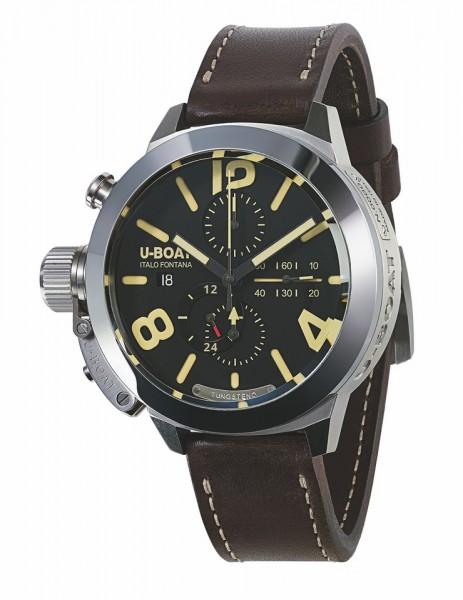 U-BOAT Armbanduhr Classico Tungsteno cas 1 Movelock 8075