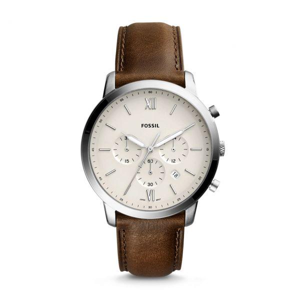 Fossil Armbanduhr NEUTRA CHRONO FS5380