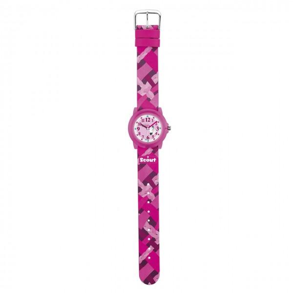 SCOUT Armbanduhr rosa 280305007