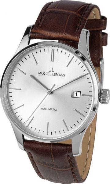 Jacques Lemans Herren-Armbanduhr London Automatic 1-2073B